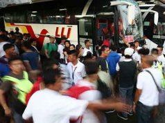 Cavite bus terminal Interaksyon
