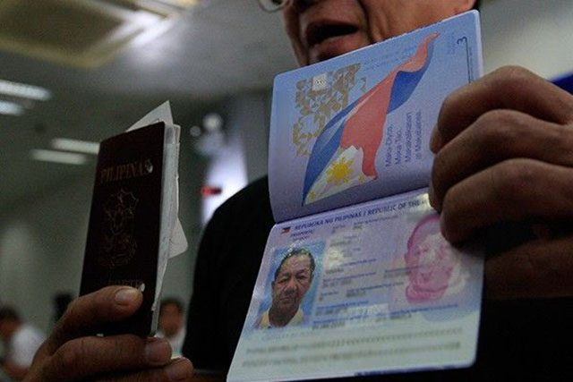 DFA passport Interaksyon