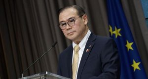 Foreign Affairs Teddy Locsin Jr. Interaksyon
