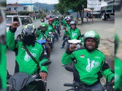 Go-Jek riders