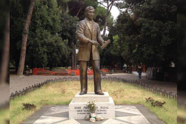 Jose Rizal monument