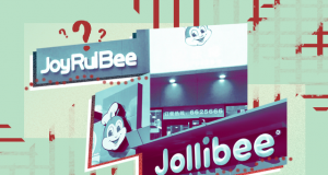 Juyrulbee vs. Jollibee