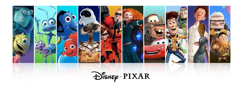 Pixar cover photo