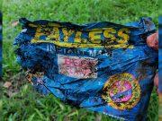 Plastic wrapper