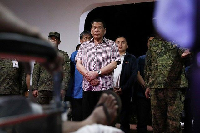 Rodrigo Duterte Jolo bombing Interaksyon