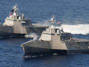 United States navy warships