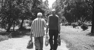 Elderly couple Interaksyon