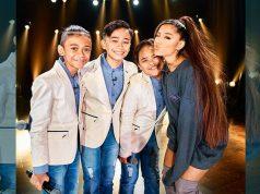 Ariana Grande TNT boys Interaksyon edited
