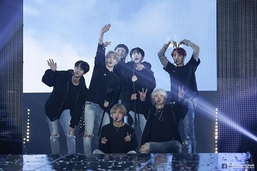 BTS concert Interaksyon