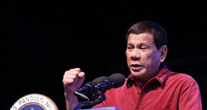 Duterte's conflicting opinions Interaksyon