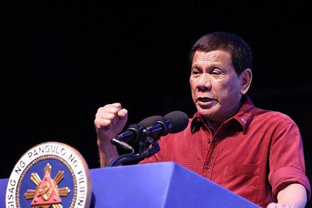 Duterte's conflicting opinions Interaksyon