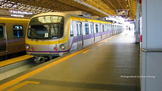 LRT2 train