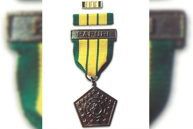 Medalya ng Papuri