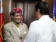 Nur Misuari Duterte Interaksyon