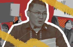 Ronald Cardema a former youth activist