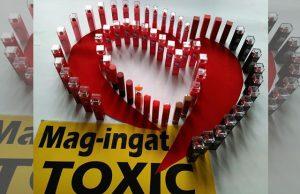 Toxic lipsticks Interaksyon