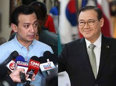 Trillanes and Locsin