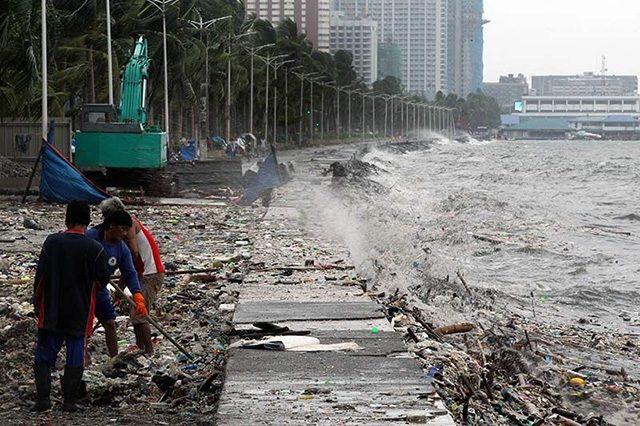 waste generation in Metro Manila Interaksyon