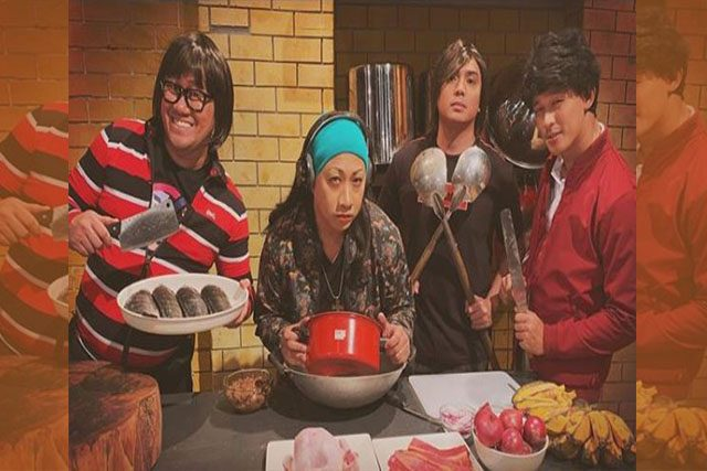 Bubble Gang Uh-oh Interaksyon