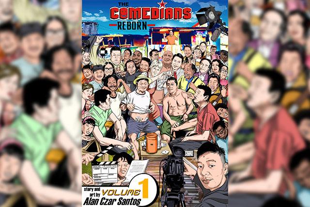 Long Live Comedy: Digital comics immortalizes iconic Filipino comedians