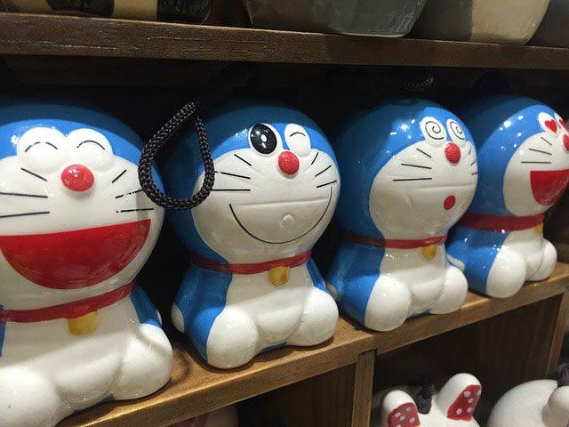 Doraemon Interaksyon