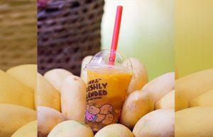 Hui Lau Shan blended drink Interaksyon