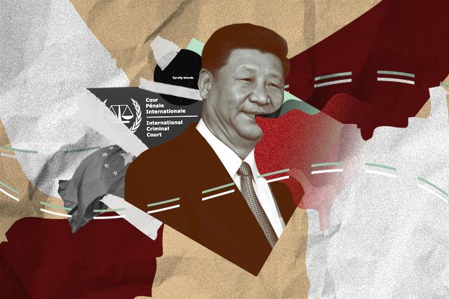Carpio-Morales' case against China