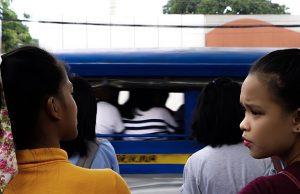 Jeepney encounters Interaksyon