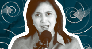Leni Robredo and social media_Interaksyon