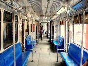 MRT interior