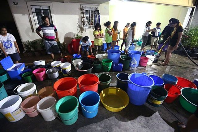 Manila Water vs Maynilad Interaksyon