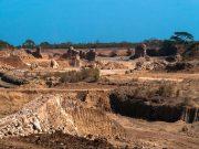 Mining field