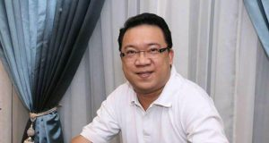 Roderick Paulate in office