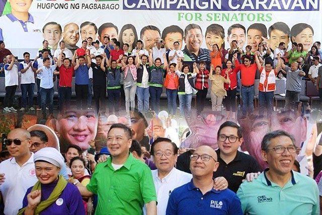 Senatorial candidates of 2019