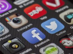 Social media apps Interaksyon