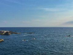 Stone Park South China Sea Blue