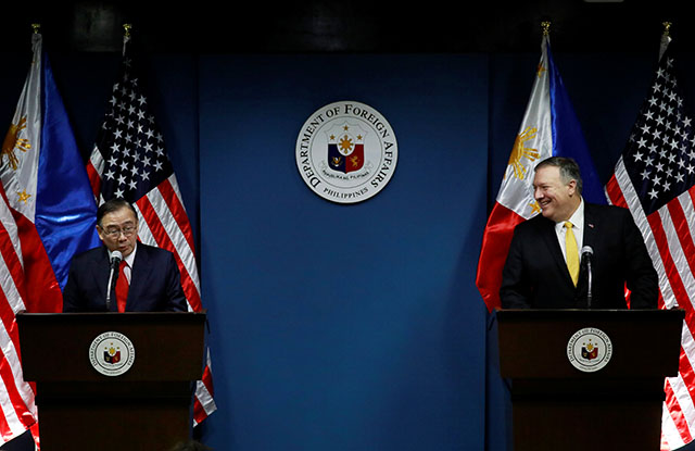 Foreign Secretary Teodoro Locsin says no access for UN drugs war probe - Interaksyon