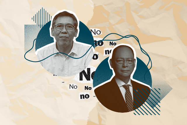 Chel Diokno and Ben Diokno: What's in a name?