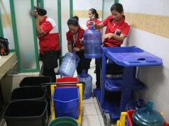 water shortage hospital Rizal Medica Center