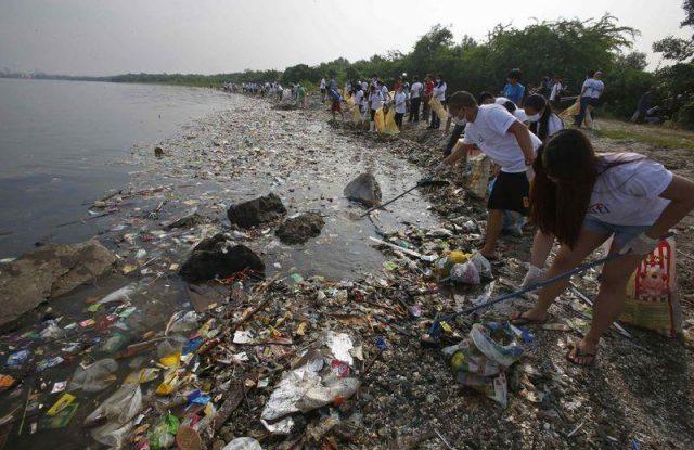 Philippines, ocean polluter