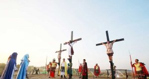 Holy Week Pampanga