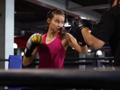 Liza Soberano training for Darna