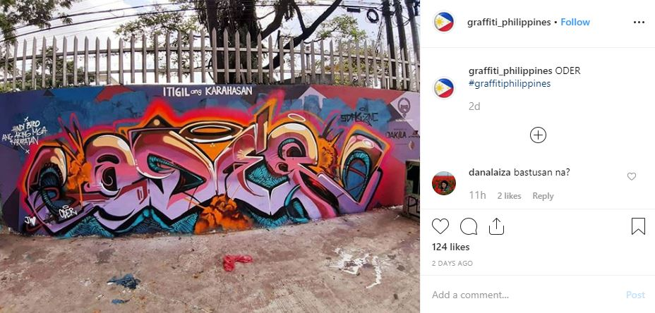 Mural At Up Calling For End To Street Harassment Defaced With