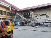 People affected in Luzon earthquake