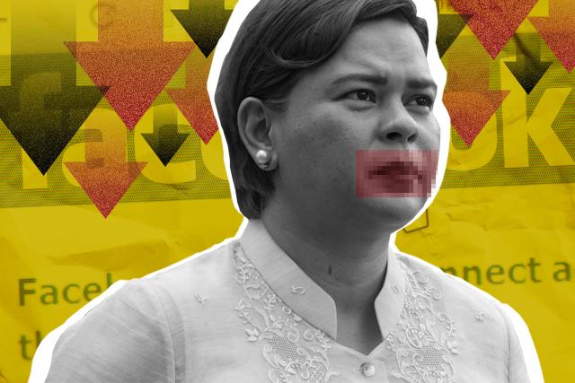 Sara Duterte locked out of Facebook_Interaksyon