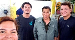 Duterte family of Davao City