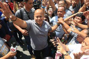 Bato dela Rosa in campaign