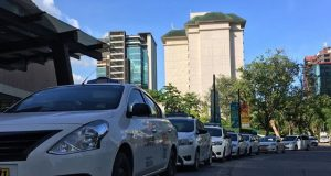 Calibrated taxis in Cebu