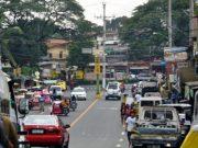 Central Avenue in Quezon City