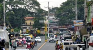 Central Avenue in Quezon City